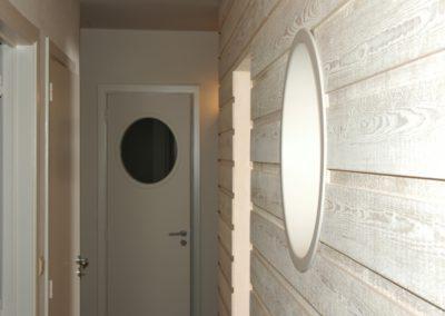Schilderwerken Vandaele schilderen interieur appartement Koksijde