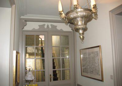 Schilderwerken Vandaele schilderen interieur herenhuis Veurne