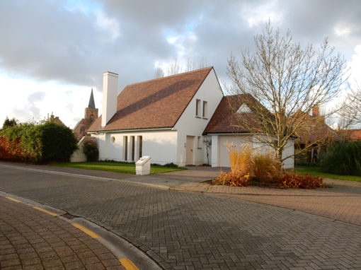 Exterieur villa Ramskapelle