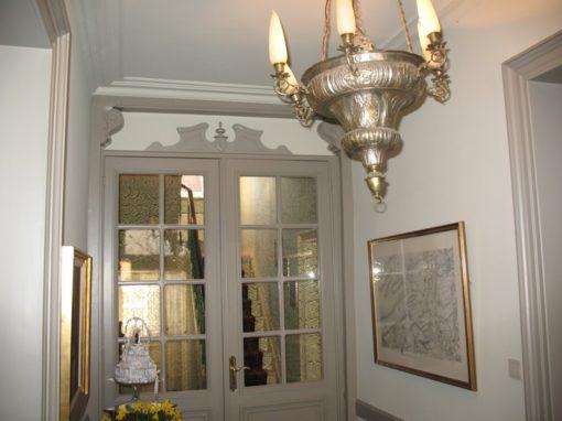 Interieur Herenhuis Veurne