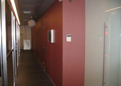 Schilderwerken Vandaele schilderen interieur sauna 2