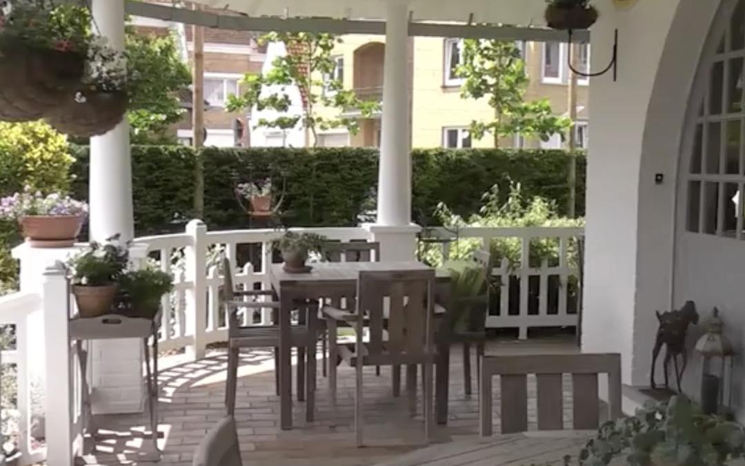 Exterieur restaurant pinot Blanc